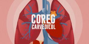 Coreg (Carvedilol)