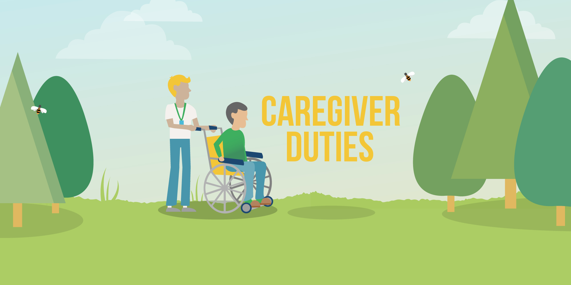 Understanding Typical Caregiver Duties - Kindly Care