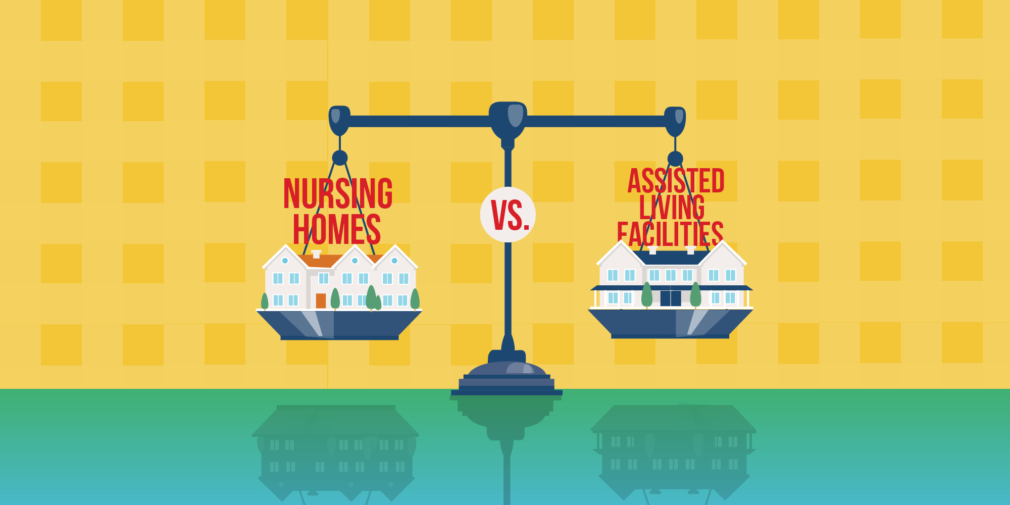 Nursing Homes Vs Assisted Living Facilities Differences And Similarities Kindly Care