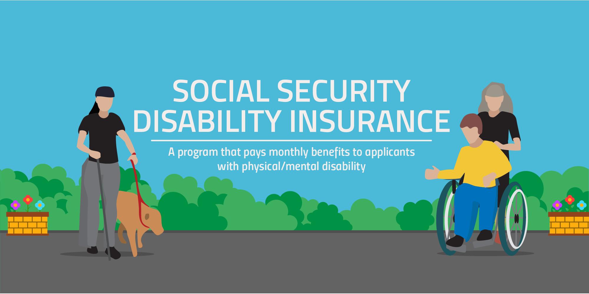 Social Security Disability Insurance SSDI Kindly