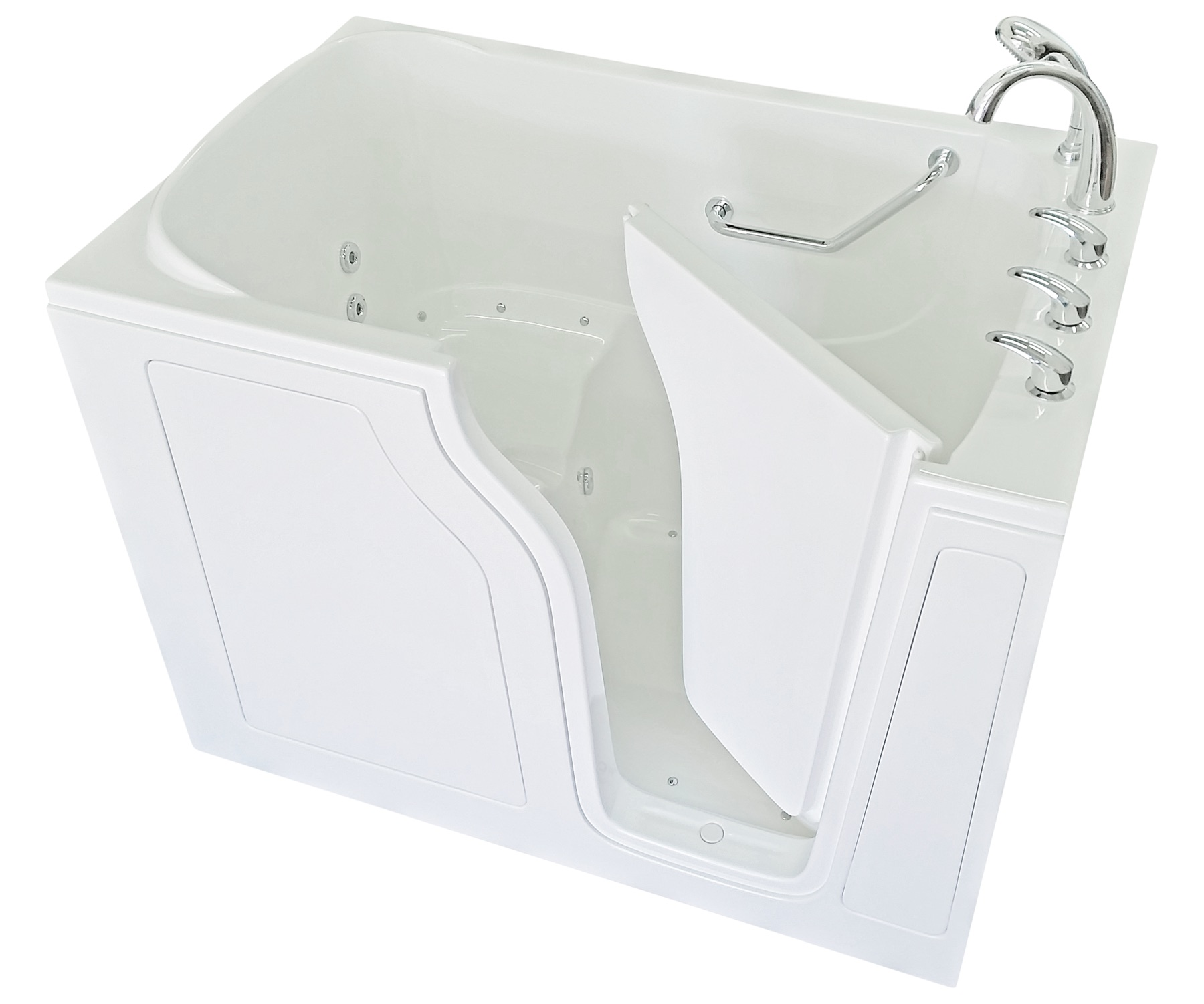 A Hydrotherapy Walk In Bathtub: This Is A Step Up From The Soaker Tub, With  Added Features Such As A Water And Air Jet That Is Favorable Due To Its  Soothing ...