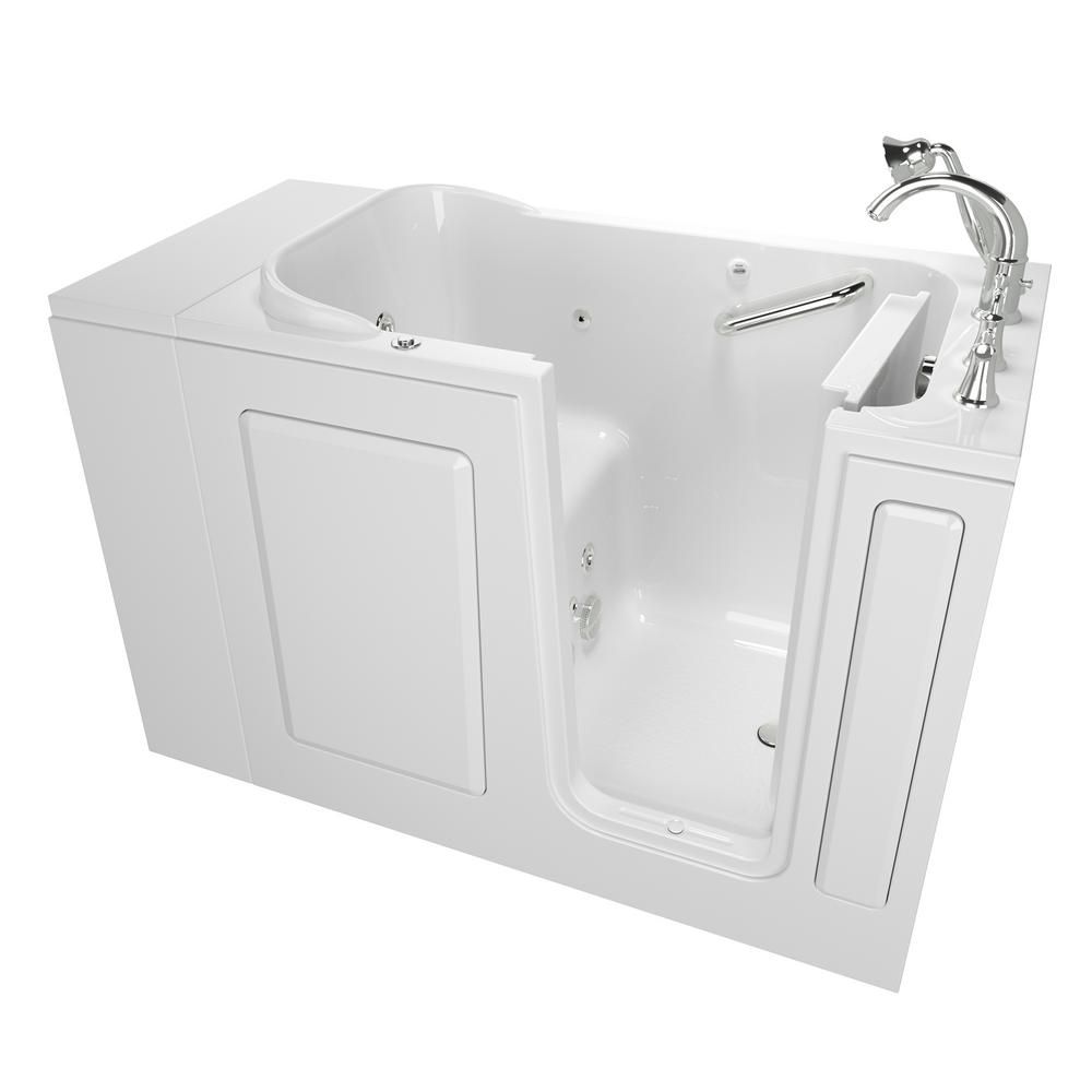 Here Are A Few Different Types Of Walk In Bathtubs: